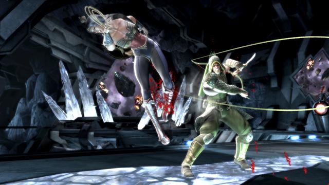 Injustice Gameplay