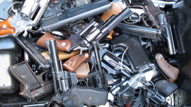 Con Control, Gun Control Studies