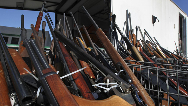 Byron, Maine's 140 residents will vote on mandatory gun ownership for the town