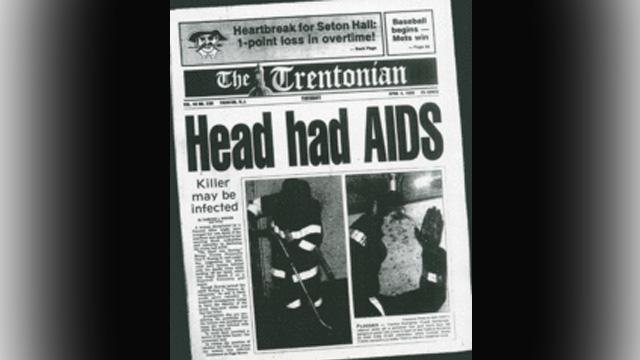 head had aids Trentonian