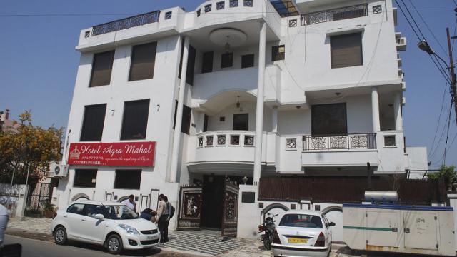 India, India Rape, Hotel Agra Mahal
