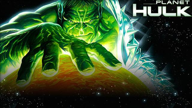 Planet Hulk Movie