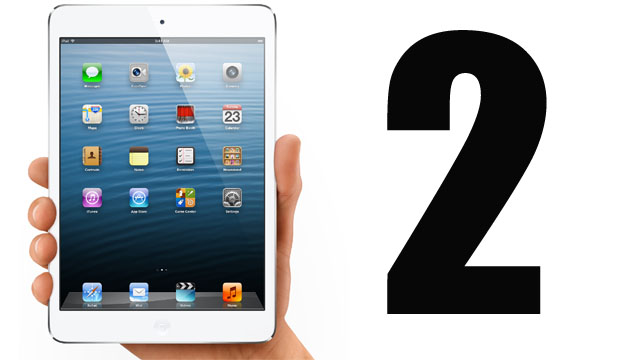 ipad mini 2, ipad mini two, apple ipad mini 2