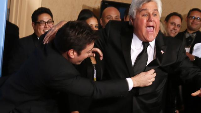 Jimmy Fallon replacing Jay Leno New Tonight Show host Jay Len Jimmy Fallon