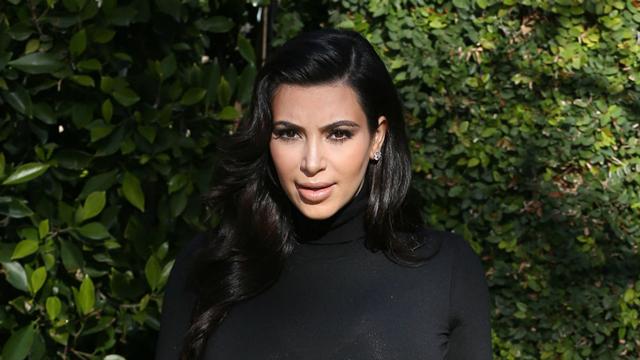 Kim Kardashian pregnancy scare