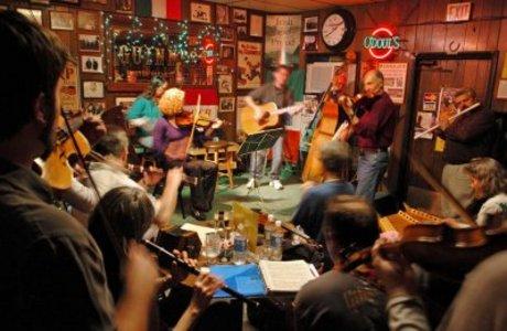 Fenians pub