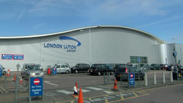 London Luton Airport Area