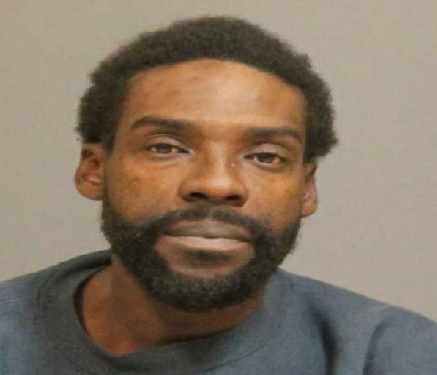 Keith Hinds was arrested for stealing a Chinese delivery mans car and continuing to make the deliveries