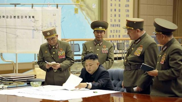 North Korea, North Korea Declares War, North Korea United States