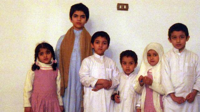 Osama's kids