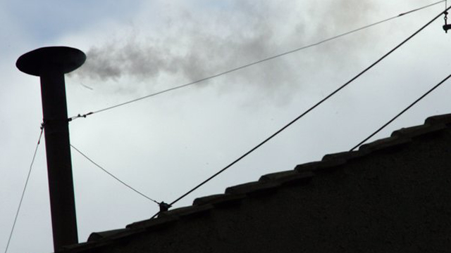 Papal conclave Vatican Cardinals New Pope White Smoke Chimney Black Smoke Chimney