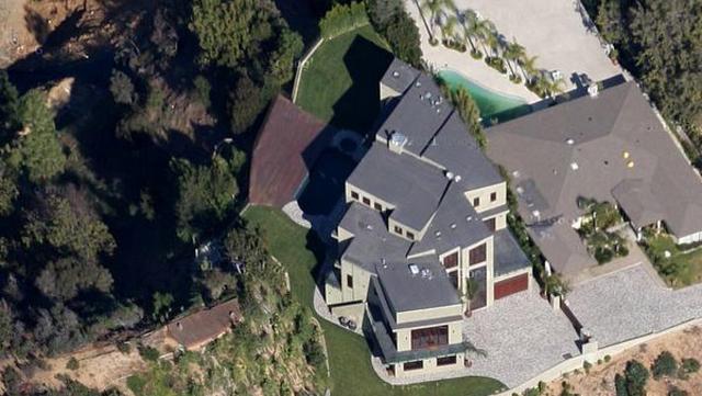 Rihanna's Home