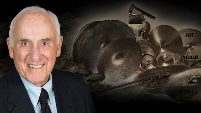 Robert Zildjian Dies, Sabian Cymbals