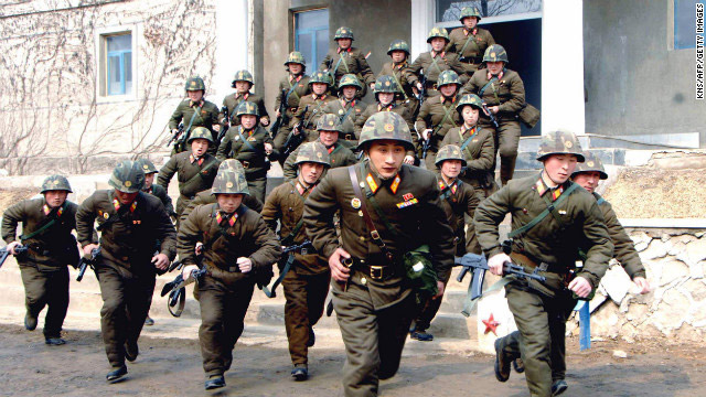 South-Korean-Army