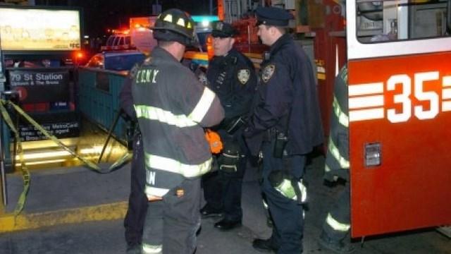 Teen Killed by Subway, Subway, Manhattan Subway Death