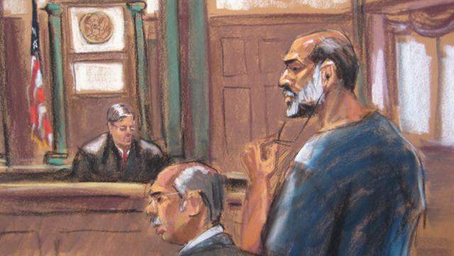 Sulaiman Abu Ghaith in Trial