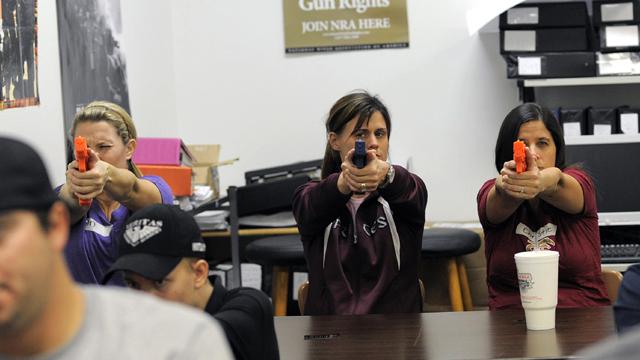Teachers Firearms