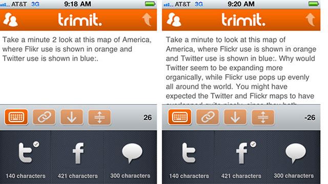 Trimit App