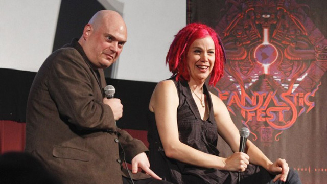 The Wachowskis are creating Sense 8 for Netflix