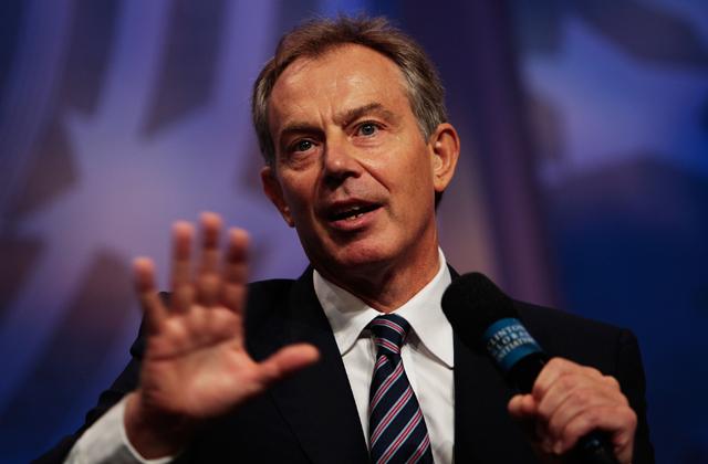 Tony Blair Impeach Iain Banks