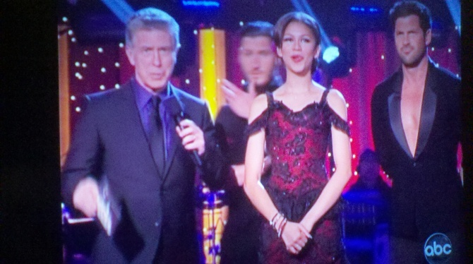 DWTS Results,Dancing With The Stars
