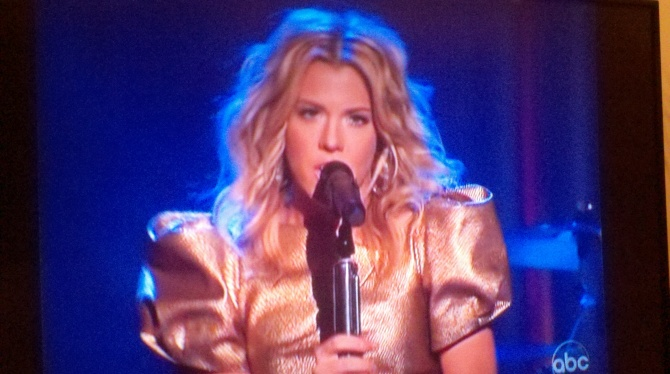 The Band Perry, DWTS, Dancing With The Stars, DWTS Results