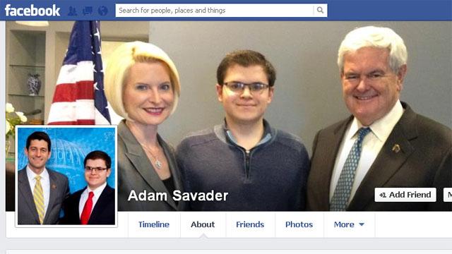 Adam Savader Romney Intern, Adam Savader Photos Naked Girls, Paul Ryan Intern.