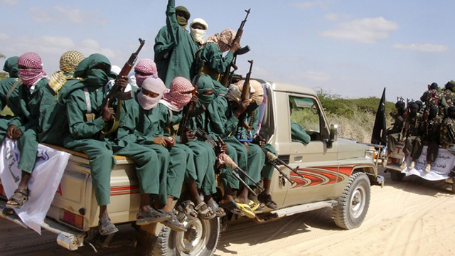 Ali Brown Shabaab Somalia.