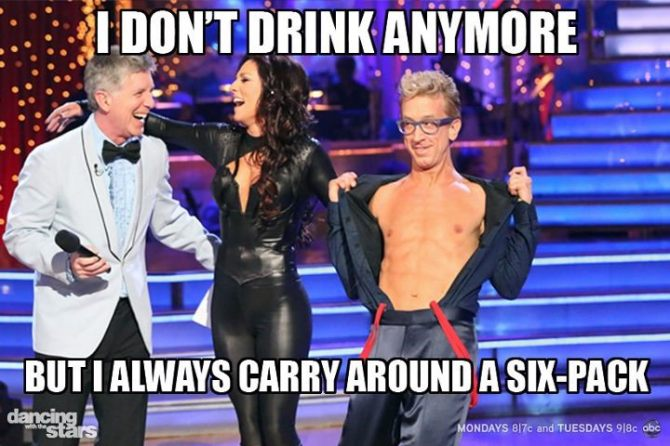 Andy Dick, DWTS, Dancing With The Stars