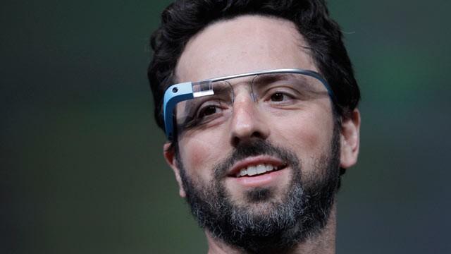 google glass specs, google glass sergey brin