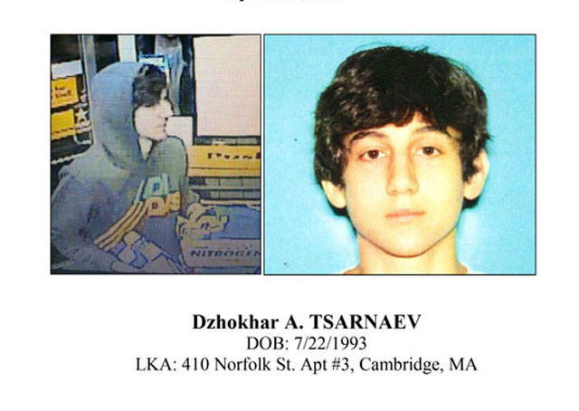 dzhokhar tsarnaev, boston, bombings, conspiracy