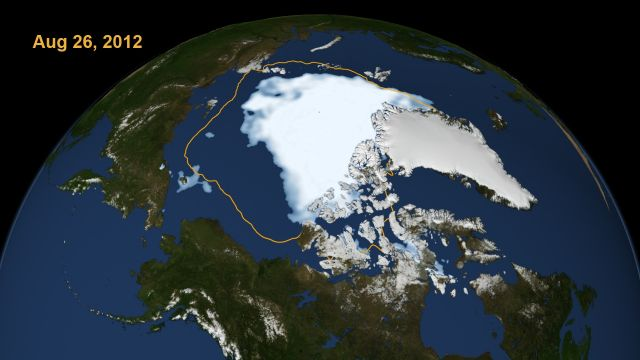 Artic Ice Melting Faster Than Thought
