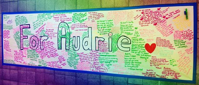 audrey pott suicide arrest
