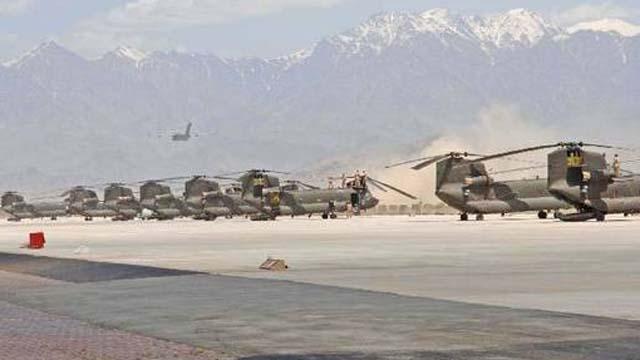 Bagram Air Field Crash, Afghanistan Cargo Plane Crash.