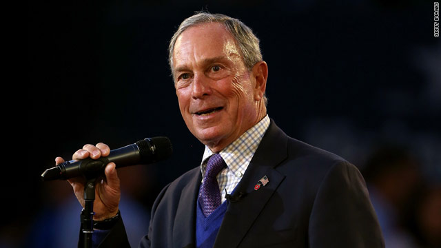 Michael Bloomberg, Mayor Michael Bloomberg