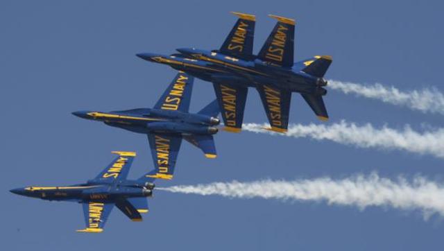 blue angels air force