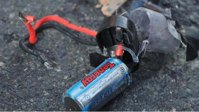 New Pictures of the Bomb Fragments from the Boston Marathon Explosion