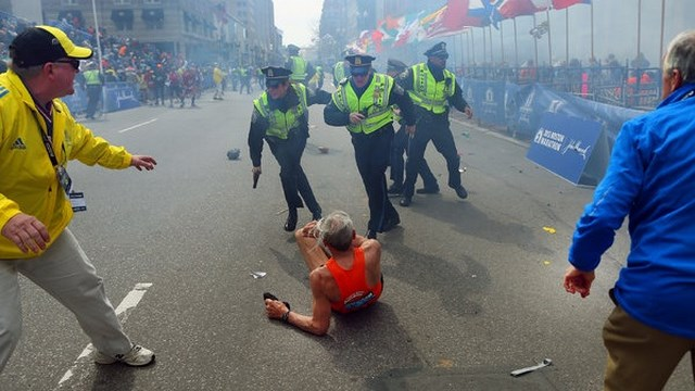 Boston Bombing, Boston Marathon