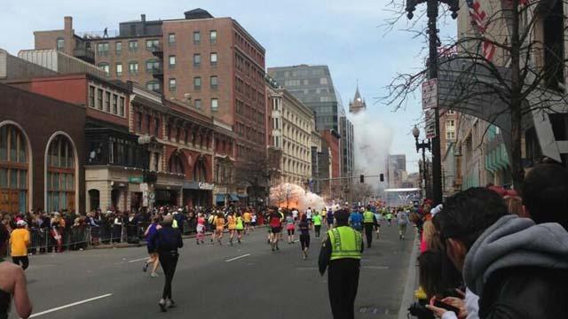 Boston Marathon, Boston Marathon Bombing
