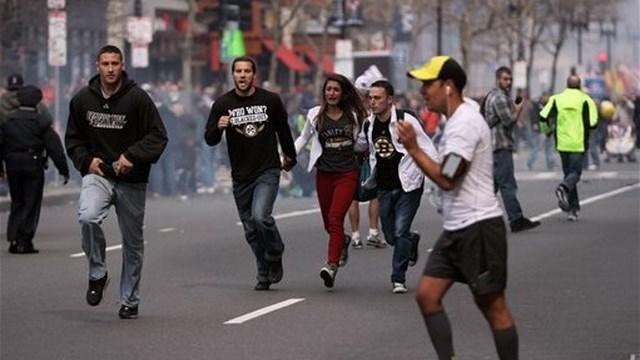 Boston Marathon, Boston Bombing