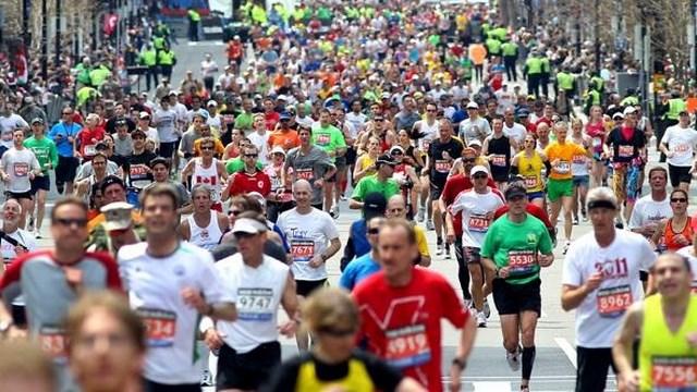 Boston Marathon Bombing, Boston Bombing