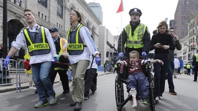 Boston Marathon Bombing, Boston Marathon