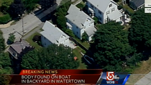 boston bomber watertown gas