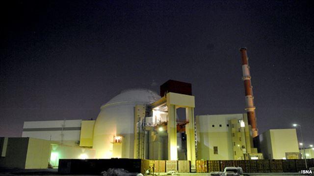 iran earthquake nuclear April 2013