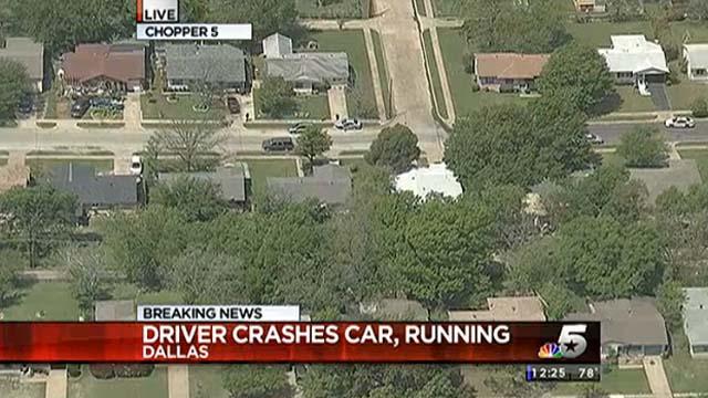 car chase dallas man kills pregnant girlfriend