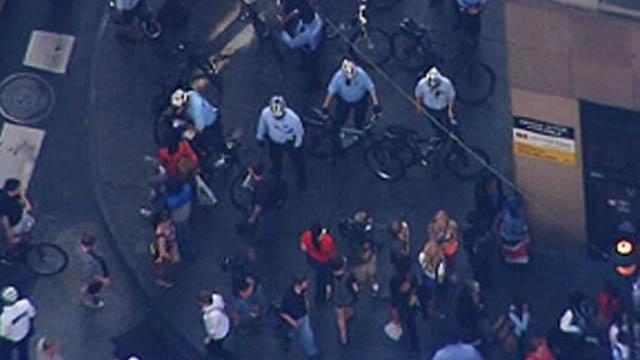 Teens Brawl Philadelphia, teen riot philadelphia