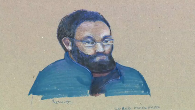 Chiheb Esseghaier, Chiheb Esseghaier terrorist, Chiheb Esseghaier terror plot, Chiheb Esseghaier court, Chiheb Esseghaier court terror plot, Chiheb Esseghaier boming, Chiheb Esseghaier train bombing, Canada terror plot, Canada terrorism, Canada terrorism plot, Canada terror plan, Canada terrorism plan