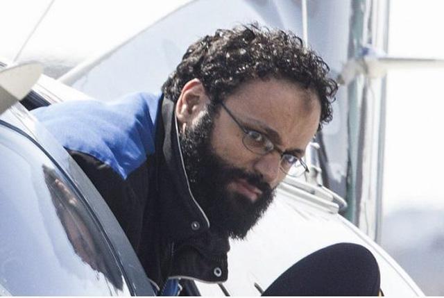 Esseghaier in custody