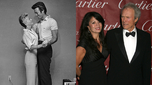 Clint Eastwood's Marriages