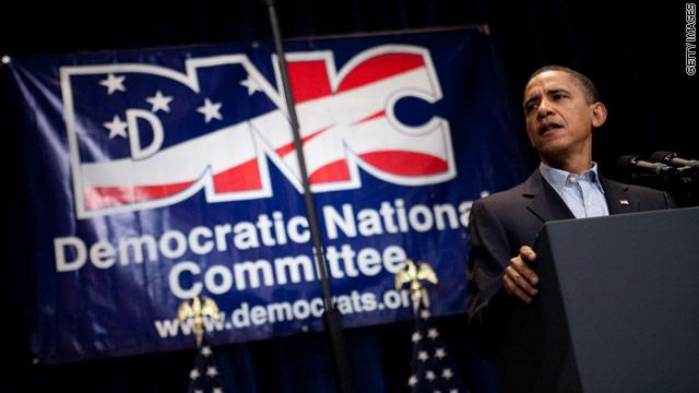 Kamala Harris, Barack Obama